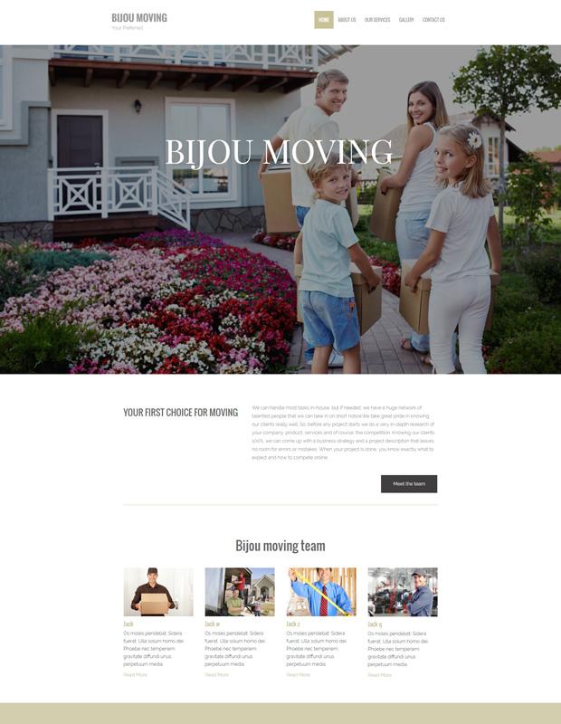 Bijou Moving